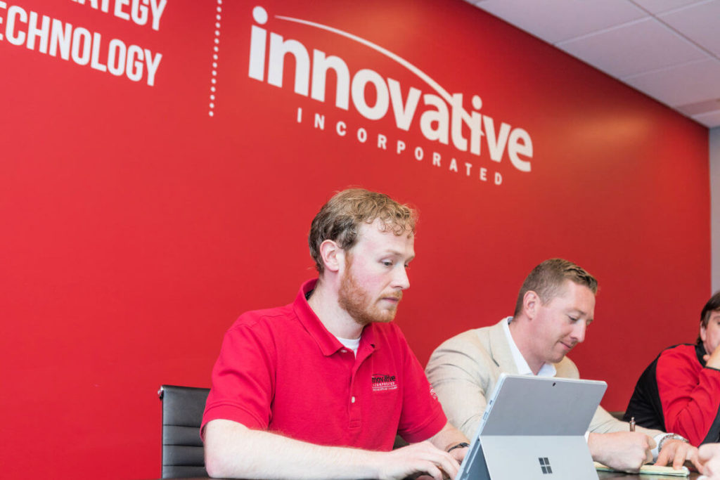 Innovative Inc. Service Meeting